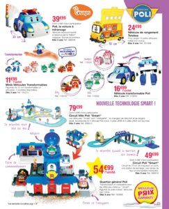 Catalogue Toys'R'Us Noël 2015 page 23