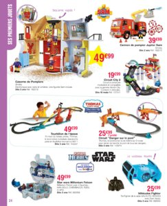 Catalogue Toys'R'Us Noël 2015 page 24