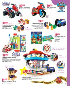 Catalogue Toys'R'Us Noël 2015 page 25