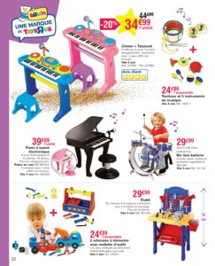 Catalogue Toys'R'Us Noël 2015 page 32