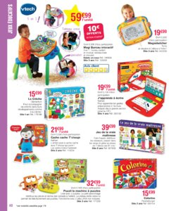 Catalogue Toys'R'Us Noël 2015 page 40