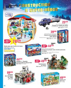 Catalogue Toys'R'Us Noël 2015 page 42