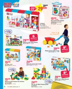 Catalogue Toys'R'Us Noël 2015 page 44