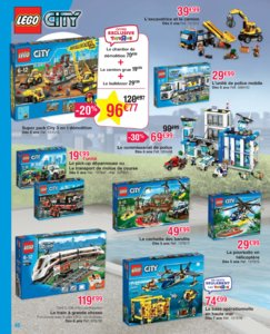 Catalogue Toys'R'Us Noël 2015 page 46