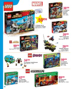 Catalogue Toys'R'Us Noël 2015 page 48
