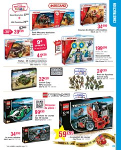 Catalogue Toys'R'Us Noël 2015 page 49