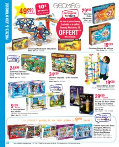 Catalogue Toys'R'Us Noël 2015 page 50