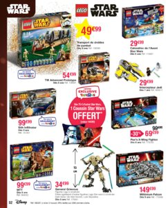 Catalogue Toys'R'Us Noël 2015 page 52