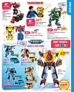 Catalogue Toys'R'Us Noël 2015 page 59