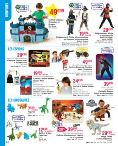 Catalogue Toys'R'Us Noël 2015 page 64