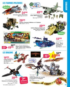 Catalogue Toys'R'Us Noël 2015 page 65