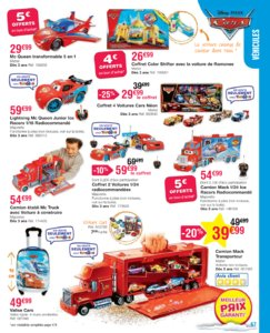 Catalogue Toys'R'Us Noël 2015 page 67