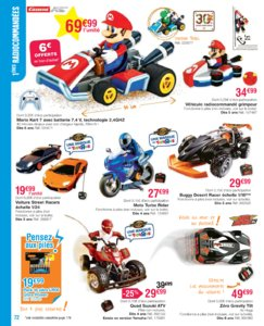 Catalogue Toys'R'Us Noël 2015 page 72