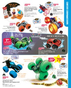 Catalogue Toys'R'Us Noël 2015 page 73