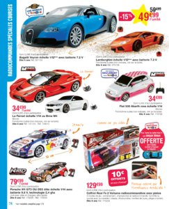 Catalogue Toys'R'Us Noël 2015 page 74