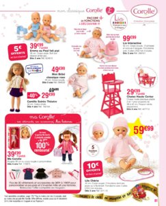 Catalogue Toys'R'Us Noël 2015 page 81