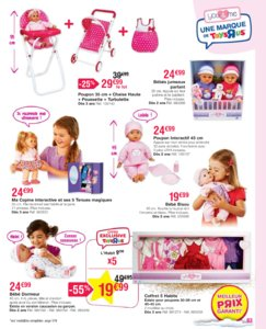 Catalogue Toys'R'Us Noël 2015 page 83