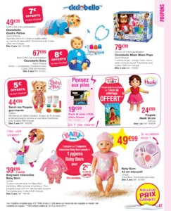 Catalogue Toys'R'Us Noël 2015 page 87