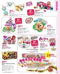 Catalogue Toys'R'Us Noël 2015 page 93