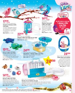 Catalogue Toys'R'Us Noël 2015 page 97