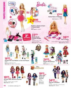 Catalogue Toys'R'Us Noël 2015 page 110