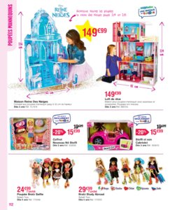 Catalogue Toys'R'Us Noël 2015 page 112