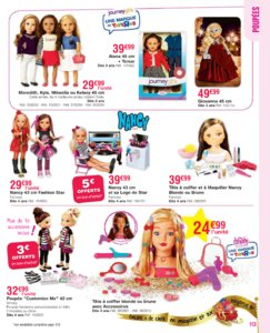 Catalogue Toys'R'Us Noël 2015 page 113