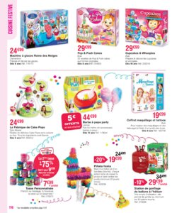 Catalogue Toys'R'Us Noël 2015 page 116