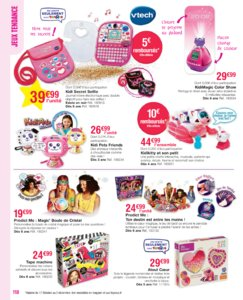 Catalogue Toys'R'Us Noël 2015 page 118
