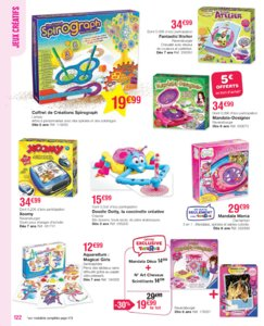 Catalogue Toys'R'Us Noël 2015 page 122
