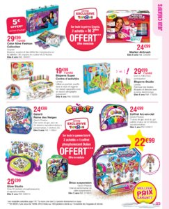 Catalogue Toys'R'Us Noël 2015 page 123
