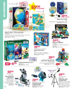 Catalogue Toys'R'Us Noël 2015 page 136
