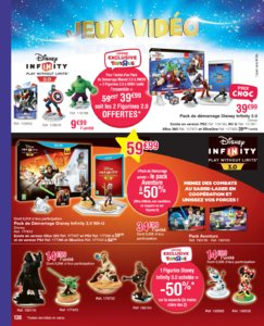 Catalogue Toys'R'Us Noël 2015 page 138