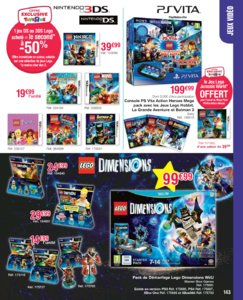 Catalogue Toys'R'Us Noël 2015 page 143