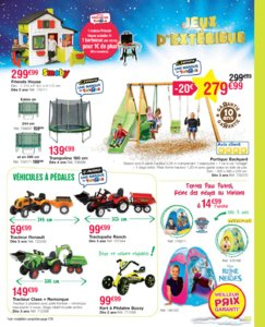 Catalogue Toys'R'Us Noël 2015 page 155