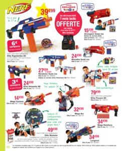 Catalogue Toys'R'Us Noël 2015 page 156