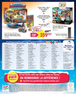 Catalogue Toys'R'Us Noël 2015 page 180