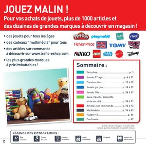 Catalogue Trafic France Noël 2015 page 2