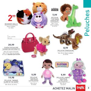 Catalogue Trafic France Noël 2015 page 3