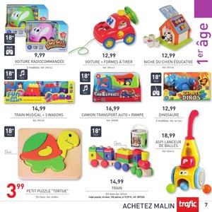 Catalogue Trafic France Noël 2015 page 7