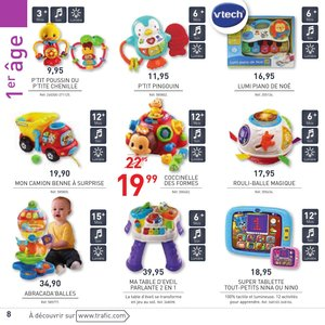 Catalogue Trafic France Noël 2015 page 8