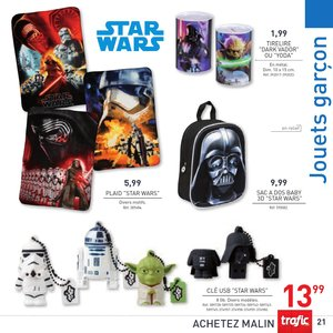 Catalogue Trafic France Noël 2015 page 21