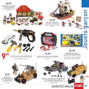 Catalogue Trafic France Noël 2015 page 27