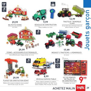 Catalogue Trafic France Noël 2015 page 29