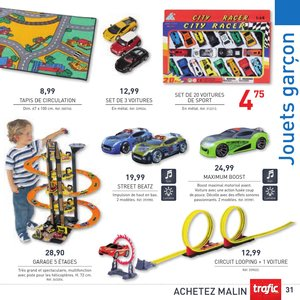 Catalogue Trafic France Noël 2015 page 31