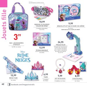 Catalogue Trafic France Noël 2015 page 42