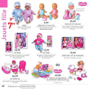 Catalogue Trafic France Noël 2015 page 48