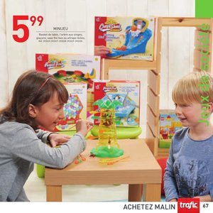 Catalogue Trafic France Noël 2015 page 67
