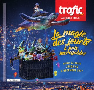 Catalogue Trafic Noël 2017 page 1