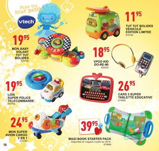 Catalogue Trafic Noël 2017 page 11